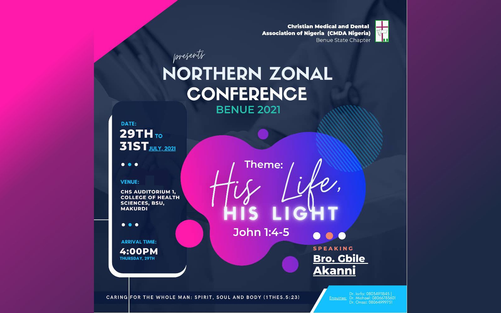 northern zonal conference